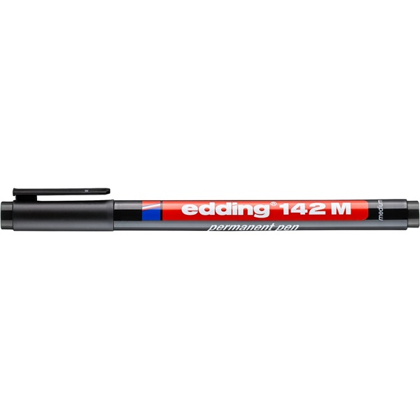 Edding 142 M OHP Permanent 1mm fekete marker - 1