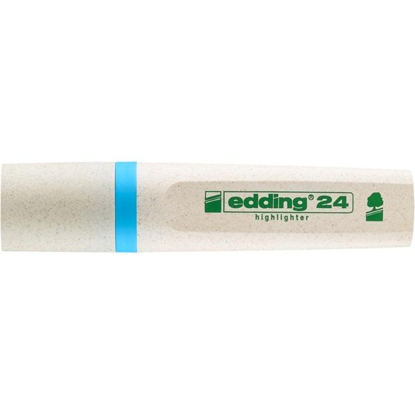 Edding 24 Ecoline világoskék szövegkiemelő - 1