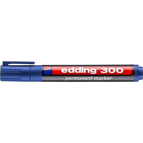 Edding 300 1,5-3mm Permanent kék marker - 1
