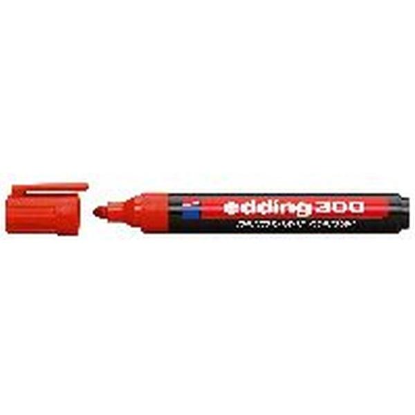 Edding 300 piros permanent marker - 1