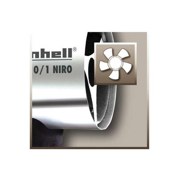 Einhell 2330111 HGG 110/1 Niro gázos hőlégfúvó - 2