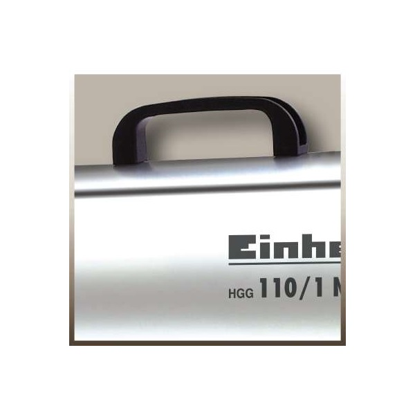 Einhell 2330111 HGG 110/1 Niro gázos hőlégfúvó - 4