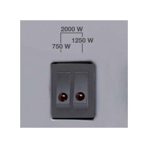 Einhell 2338605 CH 2000/1 elektromos konvektor - 4
