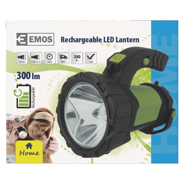 Emos P4526 5W 300Lumen tölthető LED lámpa - 5