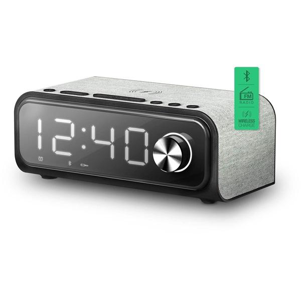 Energy Sistem EN 448692 vezeték nélküli töltős Bluetooth 10W stereó órás hangszóró - 1