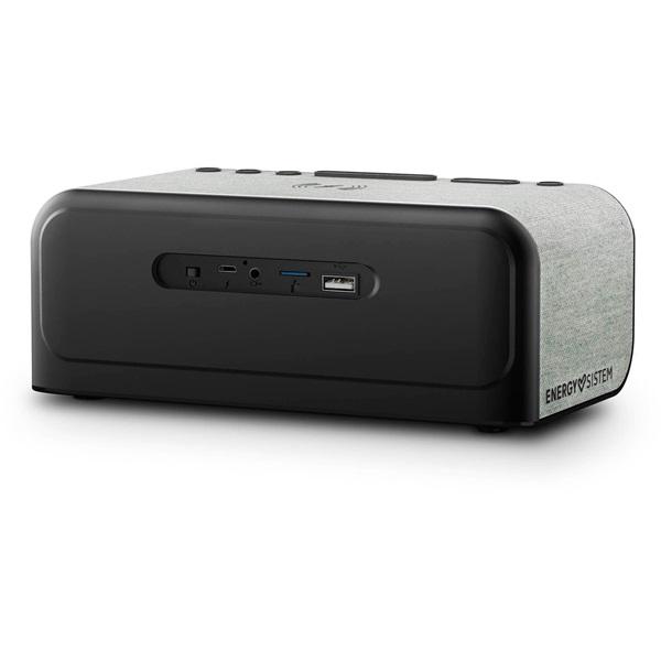 Energy Sistem EN 448692 vezeték nélküli töltős Bluetooth 10W stereó órás hangszóró - 2