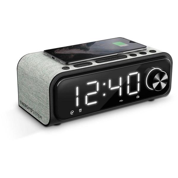 Energy Sistem EN 448692 vezeték nélküli töltős Bluetooth 10W stereó órás hangszóró - 3