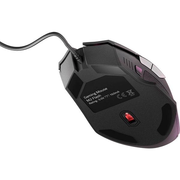Energy Sistem EN 452064 Gaming Mouse ESG M2 Flash RGB gamer egér - 5