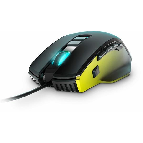 Energy Sistem EN 452071 Gaming Mouse ESG M5 Triforce RGB gamer egér - 3