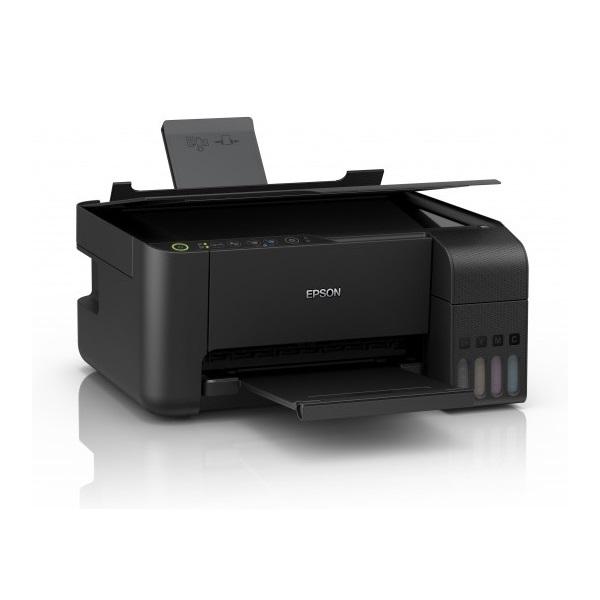 Epson L3150 EcoTank színes tintasugaras fekete multifunkciós nyomtató - 2