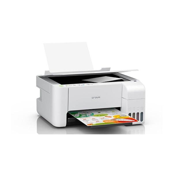 Epson L3156 EcoTank színes tintasugaras fehér multifunkciós nyomtató - 1