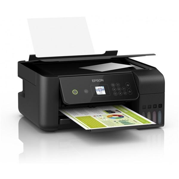 Epson L3160 EcoTank színes tintasugaras multifunkciós nyomtató - 1