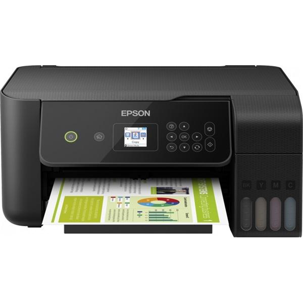 Epson L3160 EcoTank színes tintasugaras multifunkciós nyomtató - 4