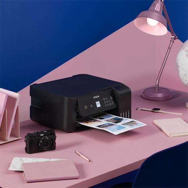 Epson L3160 EcoTank színes tintasugaras multifunkciós nyomtató - 5
