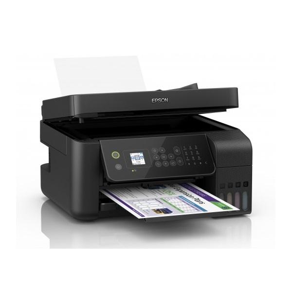 Epson L5190 EcoTank színes tintasugaras multifunkciós nyomtató - 2
