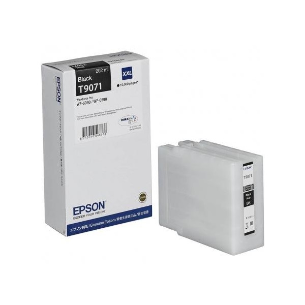 Epson WF-6590 XXL fekete patron tintapatron - 1