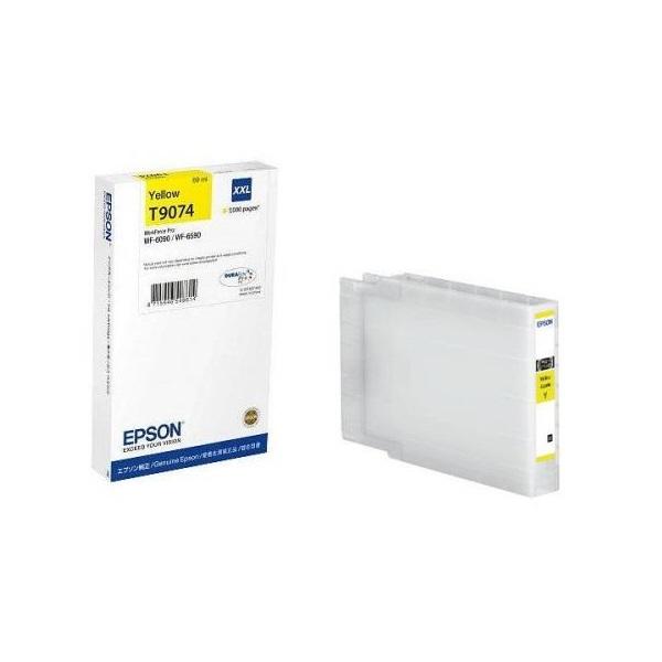 Epson WF-6590 XXL sárga  tintapatron - 1