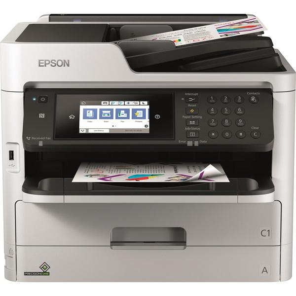 Epson WFC5790DWF színes tintasugaras multifunkciós nyomtató - 1