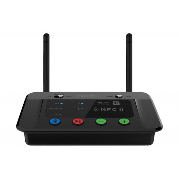 Evolveo AudioConverter XS Bluetooth adó/vevős DAC jelátalakító - 1