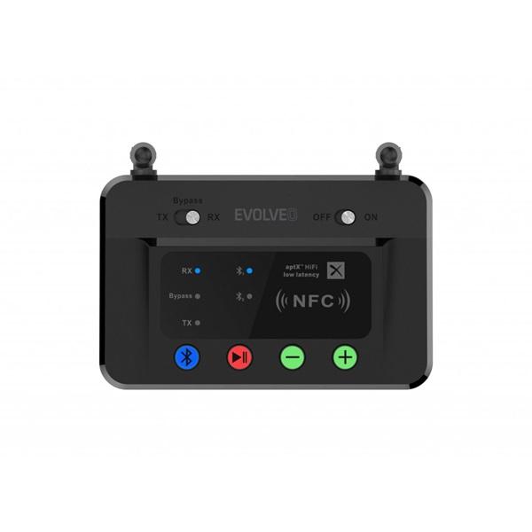 Evolveo AudioConverter XS Bluetooth adó/vevős DAC jelátalakító - 2