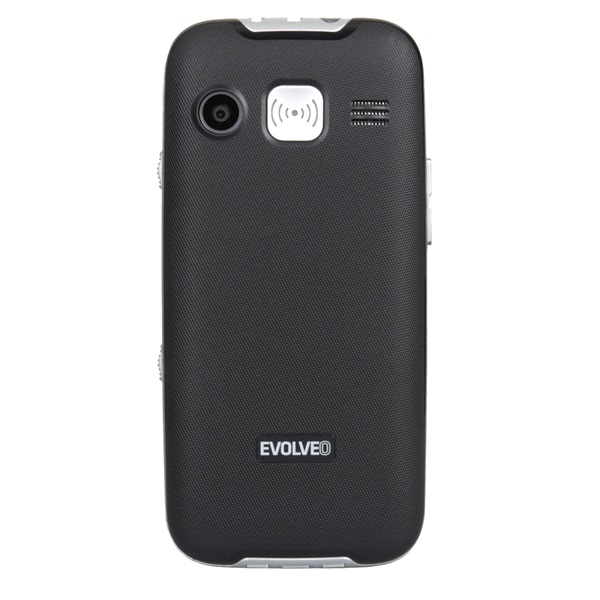 Evolveo Easyphone XD EP-600 2,3 fekete mobiltelefon - 2