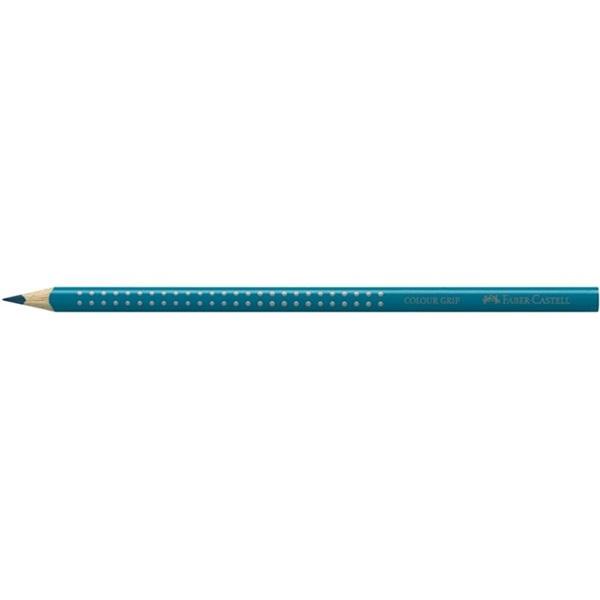 Faber-Castell Grip 2001 türkiz színes ceruza - 1