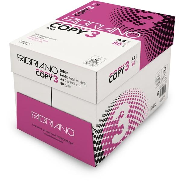 Fabriano Copy 3 Office A4 80g másolópapír - 3