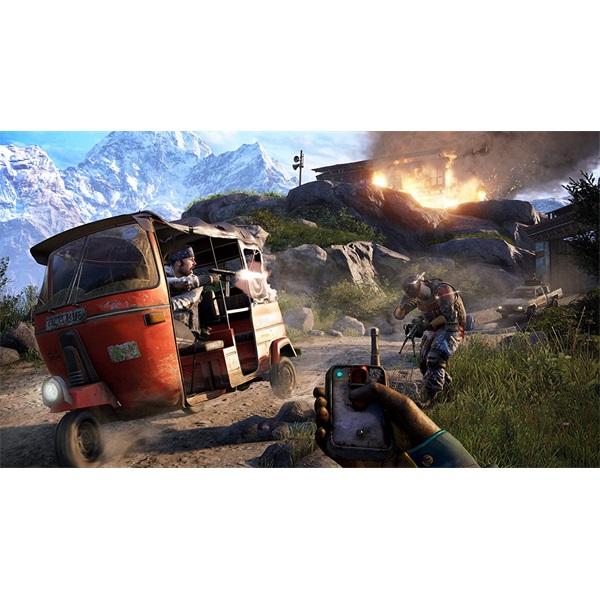 Far Cry 4 Xbox One játékszoftver - 4