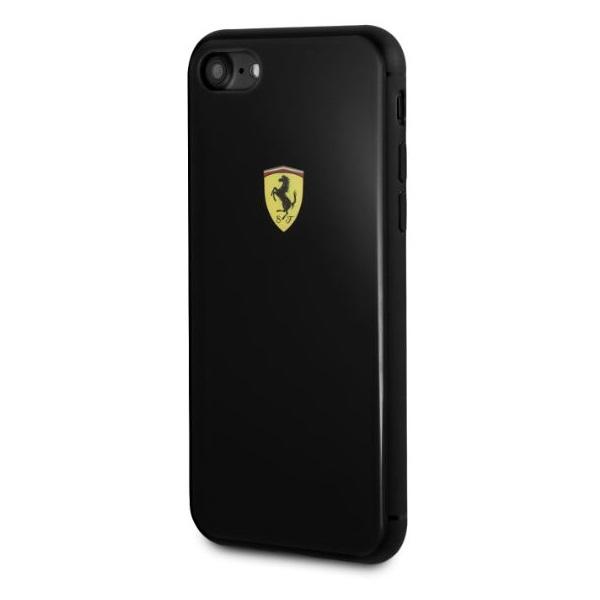 Ferrari iPhone 8 akril fekete tok - 1