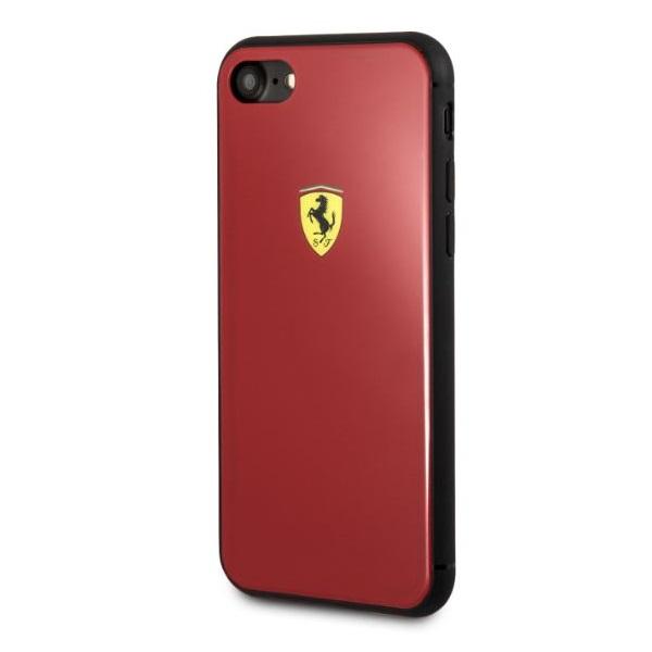 Ferrari iPhone 8 akril piros tok - 1