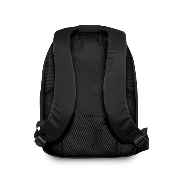 Ferrari On-Track 15 USB csatlakozós fekete notebook hátizsák - 3
