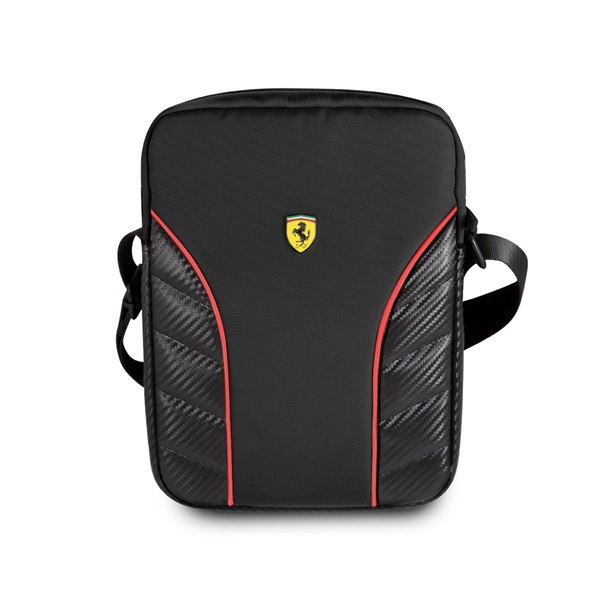 Ferrari Scuderia 10 feket tablet táska - 1