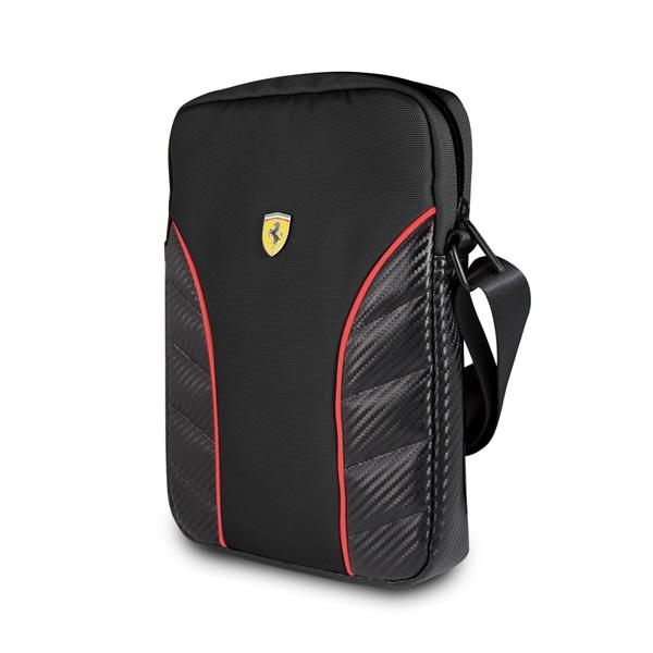 Ferrari Scuderia 10 feket tablet táska - 2