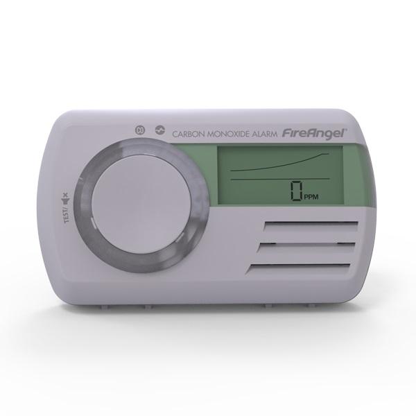 FireAngel CO-9D-INT CO érzékelő - 1