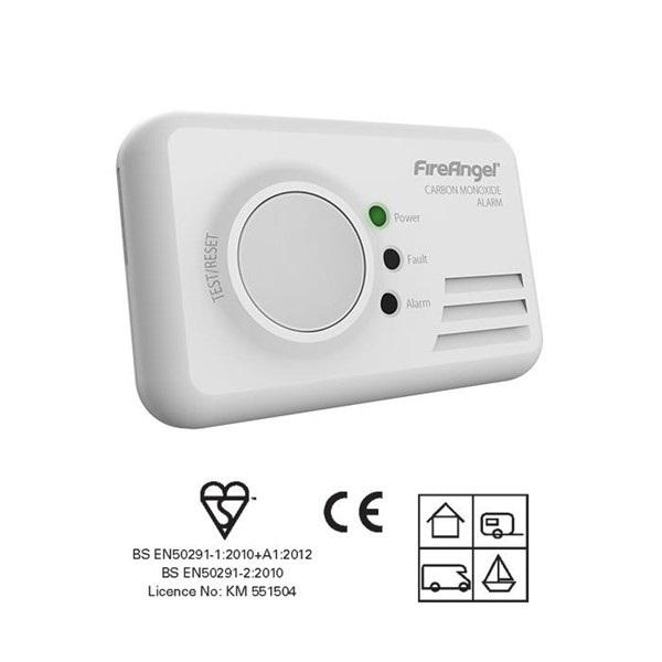 FireAngel CO-9X-10T-FF CO érzékelő - 4