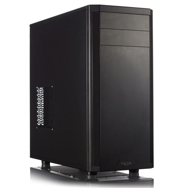 Fractal Design Core 2500 Fekete (Táp nélküli) ATX ház - 2