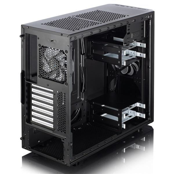 Fractal Design Core 2500 Fekete (Táp nélküli) ATX ház - 3