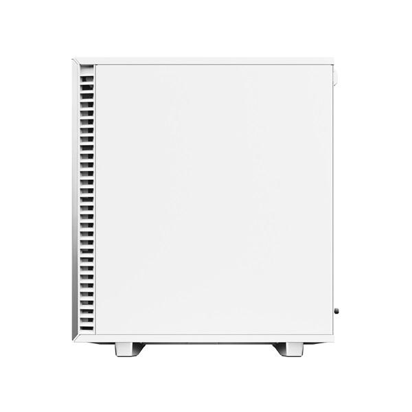 Fractal Design Define 7 Compact Fehér (Táp nélküli) ATX ház - 5