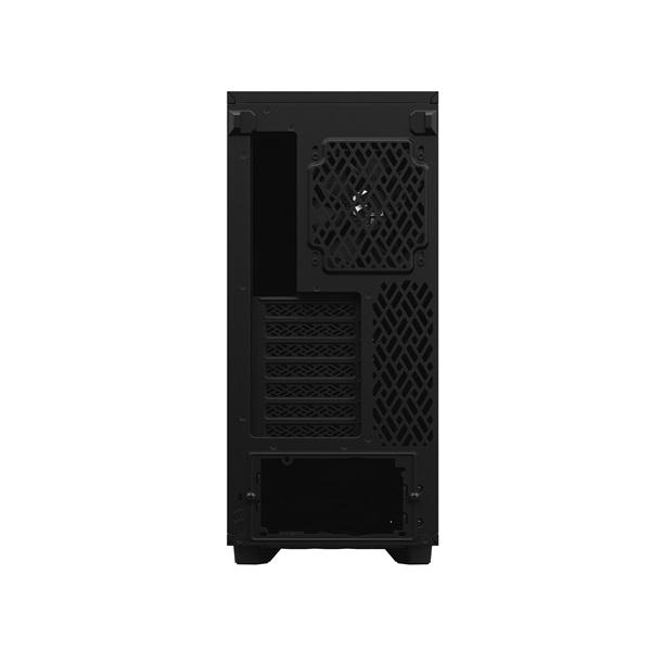 Fractal Design Define 7 Compact Fekete ablakos (Táp nélküli) ATX ház - 4
