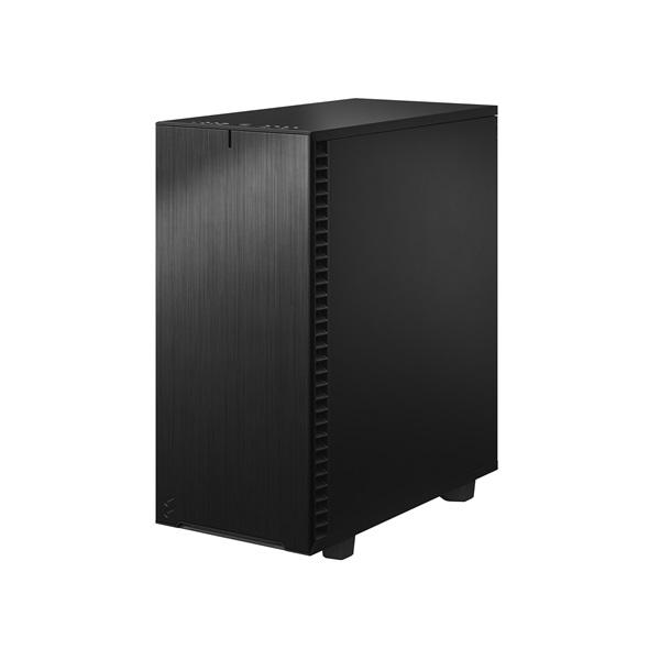 Fractal Design Define 7 Compact Fekete ablakos (Táp nélküli) ATX ház - 5