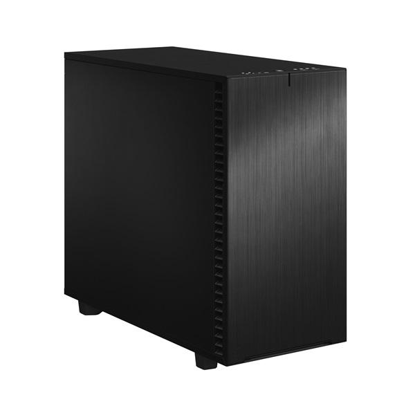 Fractal Design Define 7 Fekete (Táp nélküli) E-ATX ház - 2