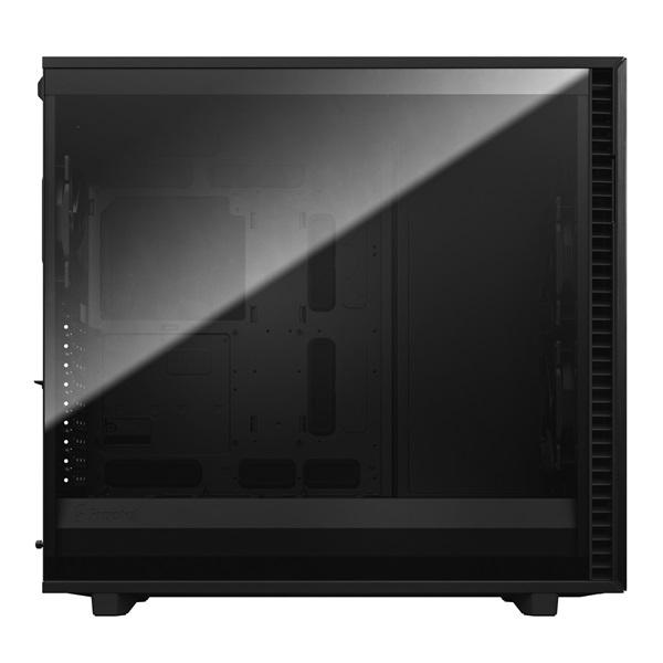 Fractal Design Define 7 XL Fekete ablakos (Táp nélküli) E-ATX ház - 3