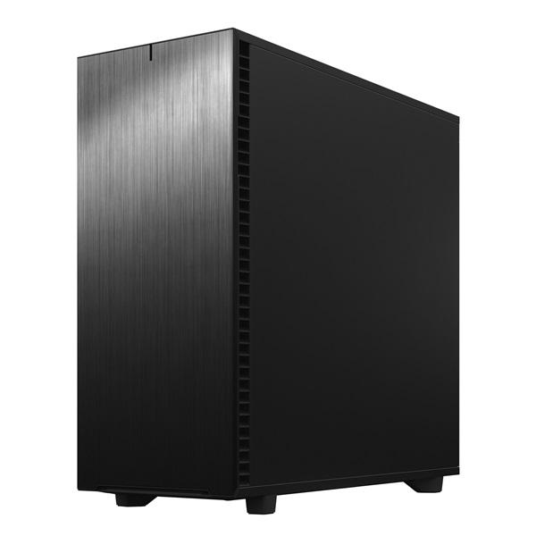 Fractal Design Define 7 XL Fekete ablakos (Táp nélküli) E-ATX ház - 5