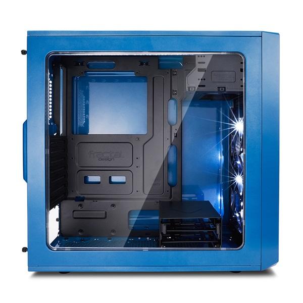 Fractal Design Focus G Kék ablakos (Táp nélküli) ATX ház - 4