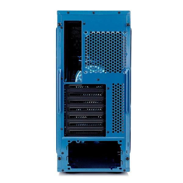Fractal Design Focus G Kék ablakos (Táp nélküli) ATX ház - 5