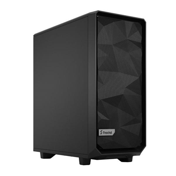 Fractal Design Meshify 2 Compact  Fekete (Táp nélküli) ATX ház - 1