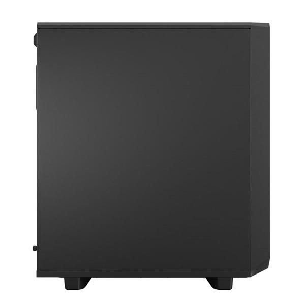 Fractal Design Meshify 2 Compact  Fekete (Táp nélküli) ATX ház - 3