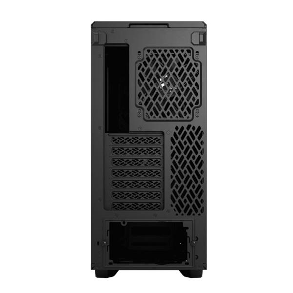 Fractal Design Meshify 2 Compact  Fekete (Táp nélküli) ATX ház - 5