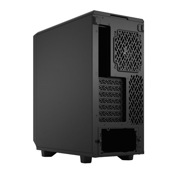 Fractal Design Meshify 2 Compact  Fekete (Táp nélküli) ATX ház - 6