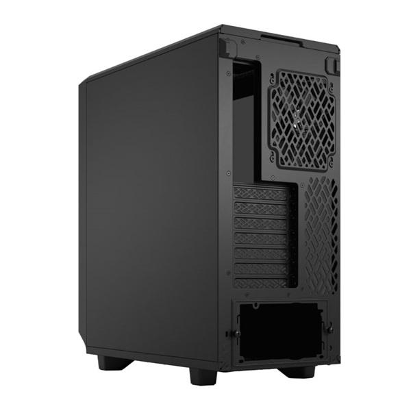 Fractal Design Meshify 2 Compact  Fekete világos ablakos (Táp nélküli) ATX ház - 6
